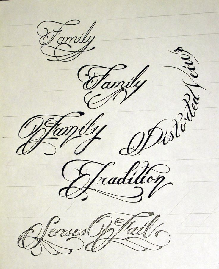 Family Tattoos Fonts Cursive Tattoos Tattoo Fonts Generator Tattoo Script
