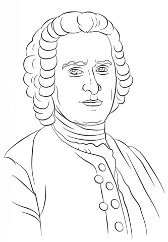 Jean Jacques Rousseau Coloring Page Mystery Of History 4