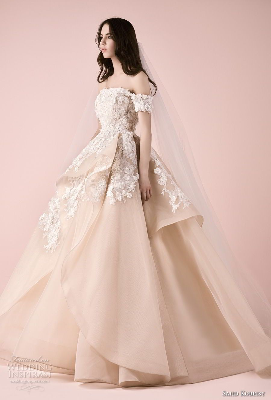 Saiid kobeisy wedding dresses ball gowns wedding dress and