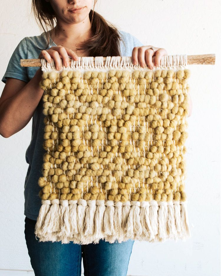 This Beautiful Handmade Tapestry Would Be Perfect In A