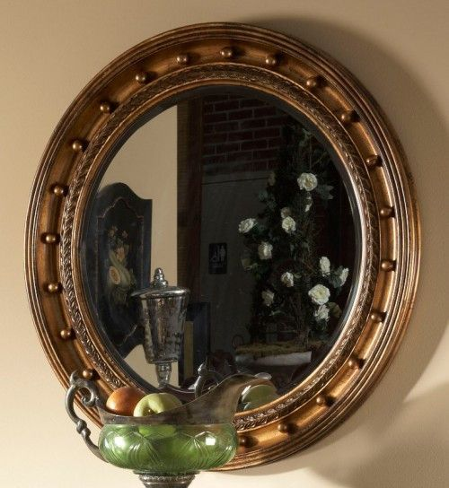 American Cherry Westminster Looking Glass By Fine Furniture Design