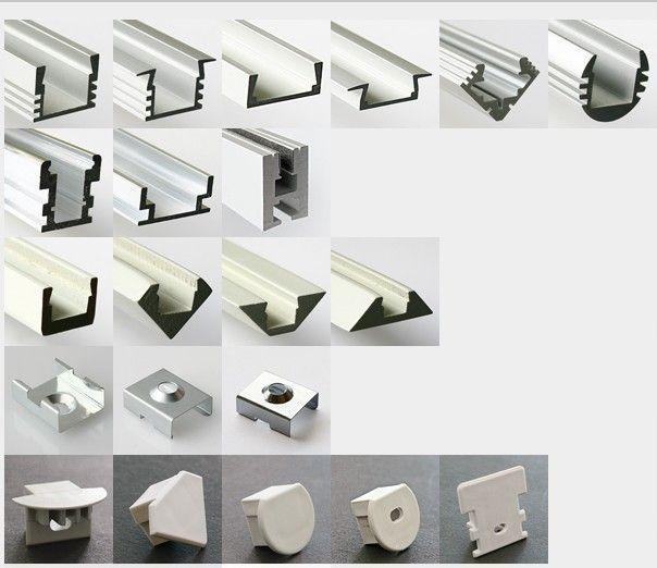 source led strip profile led aluminum channel aluminum profile for led strip on. Black Bedroom Furniture Sets. Home Design Ideas