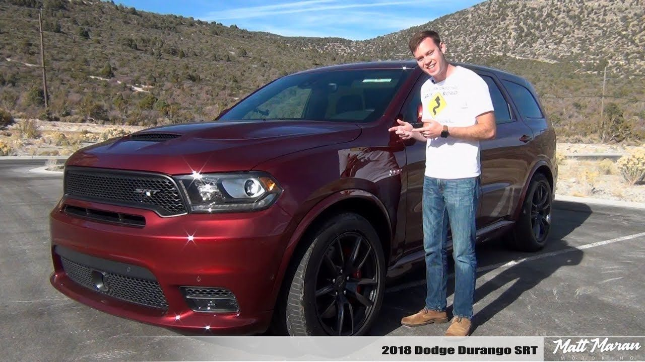 Do you like the Dodge Durango SRT? Check out this in depth