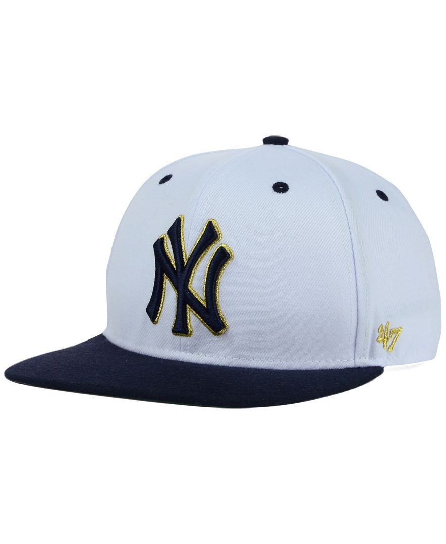 official photos d17d9 2f3e9 ... era cap  47 brand new york yankees gold rush snapback cap.