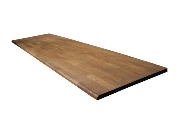 Massivholzplatte Akazie 290 X 60 Cm Mit Bildern Bauhaus Holz Arbeitsplatte