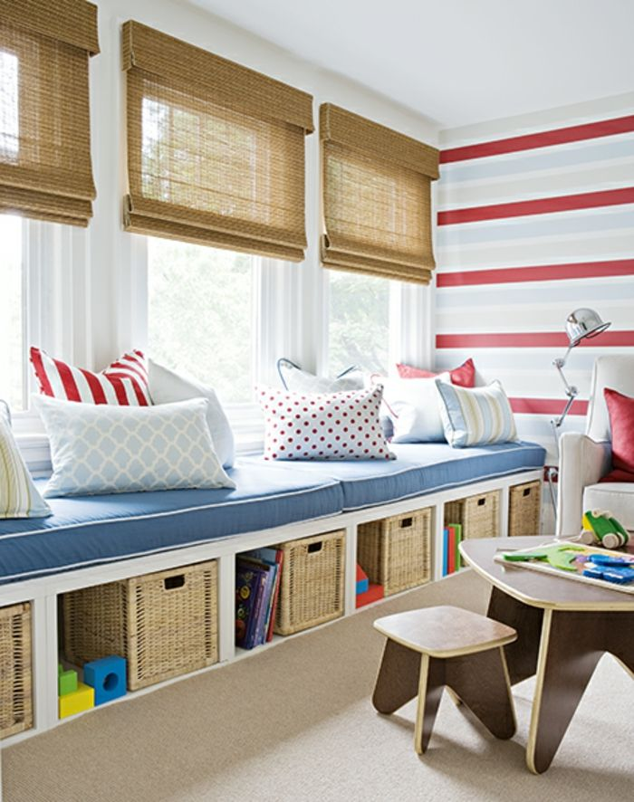 Kinderzimmer Jungen Gestalten - Kreative Wandgestaltung | Ideen ... Dachgeschoss Modern Gestalten Junge