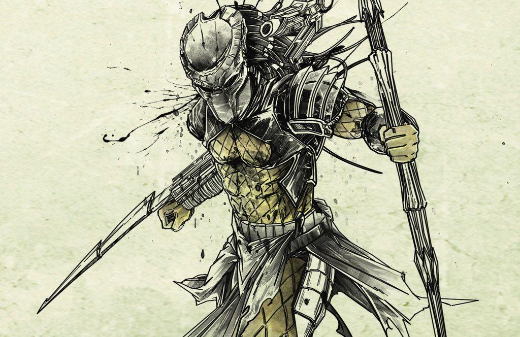 WIP Predator by thefreshdoodle on DeviantArt