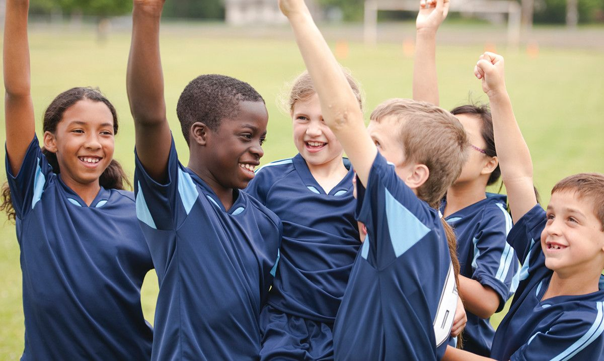 Should You Pay Your Kid to Score Goals? Youth sports
