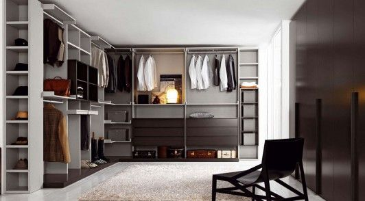 Closet And Wardrobe Designs. Fancy Dream Home Interior Walk In Closet  Designs. Lovely Italian Style Millerighe Pearl Walk In Wardrobe Closet Wing  By ...