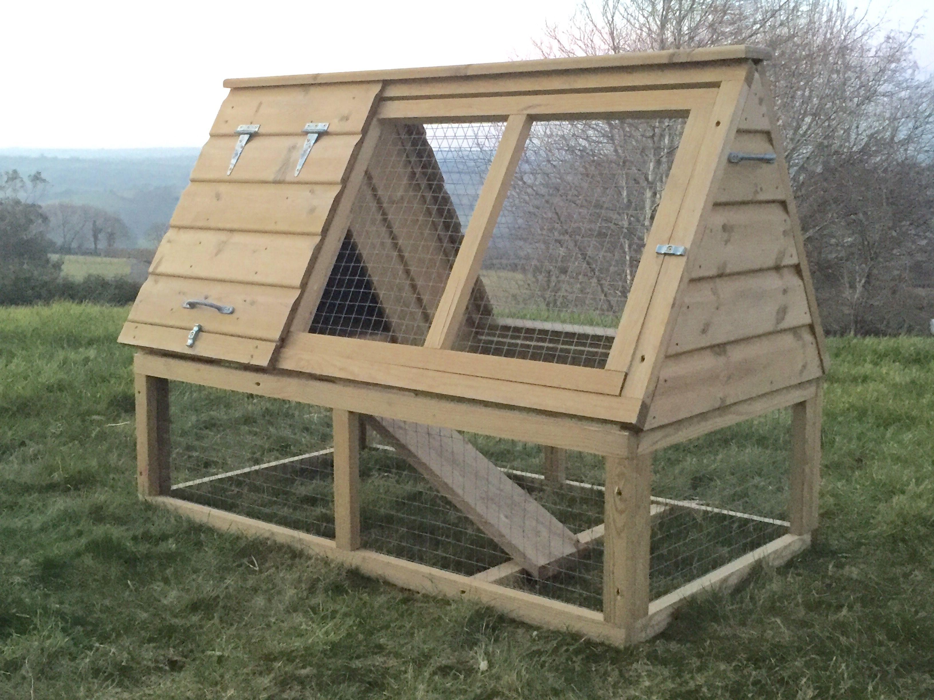 4 X 2 Mini Pet Ark Poultry Housing Poultry House Building A
