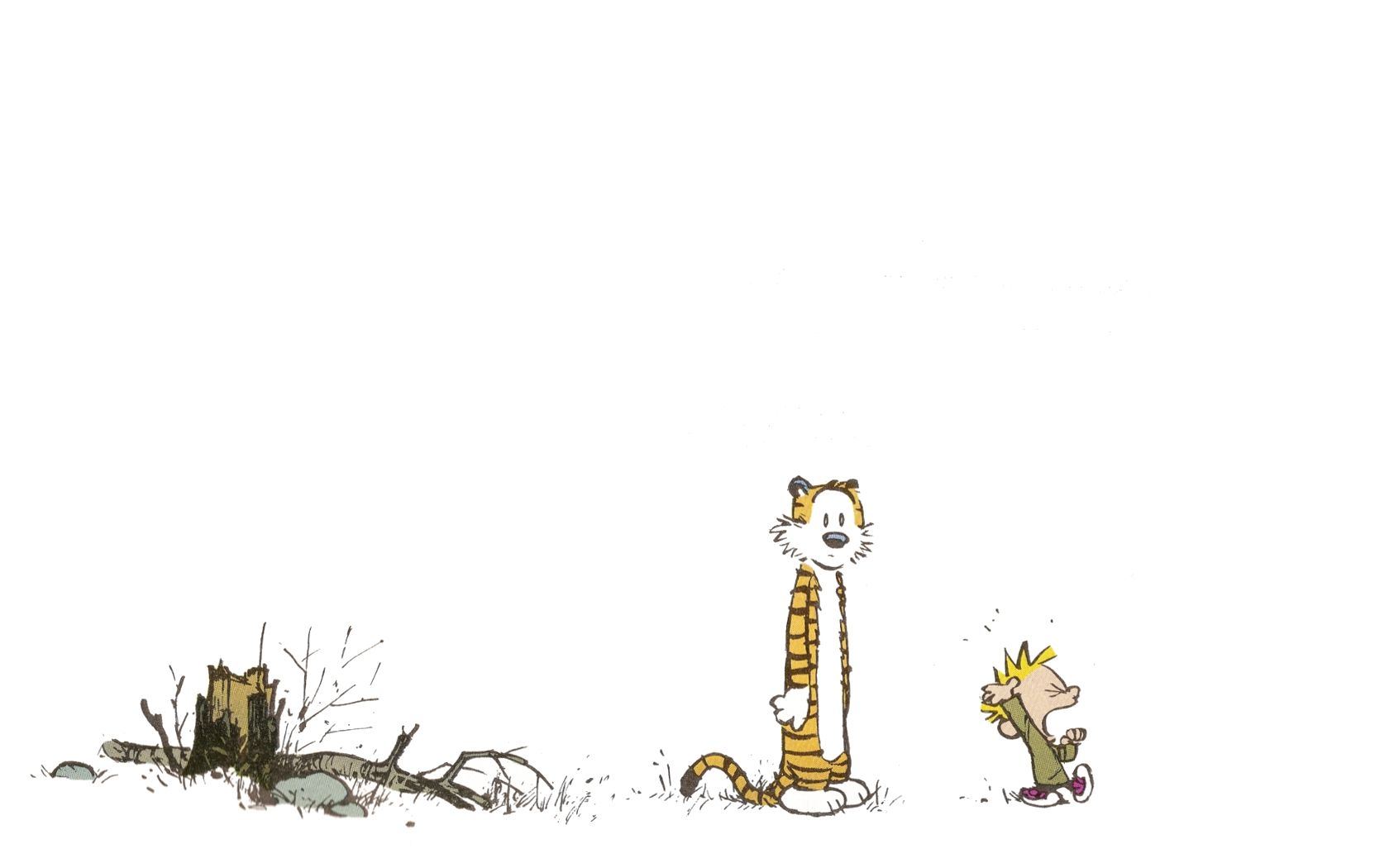 Calvin And Hobbes Wallpapers Calvin Hobbes Wallpaper Calvin