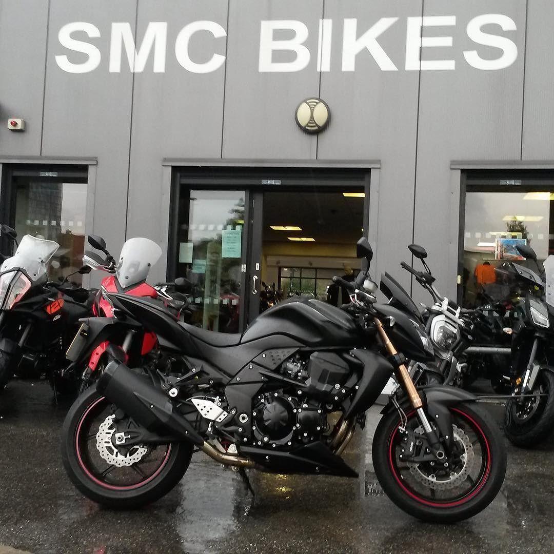Tonys Kawasaki Z750R BlackEdition Ready For Delivery Thanks Tony Smcbikes 01142525454