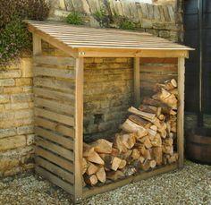 firewood storage ideas - Google Search