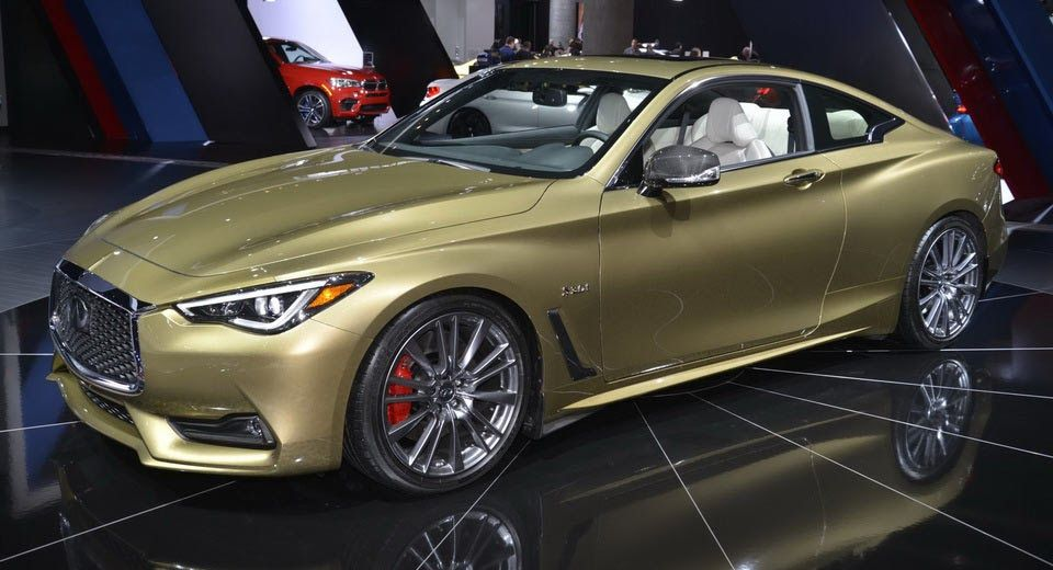 Neiman Marcus Edition 400hp Infiniti Q60 Stays Classy In La Great