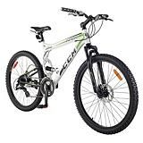 Ccm Apex 26 In Full Suspension Mountain Bike Canadian Tire