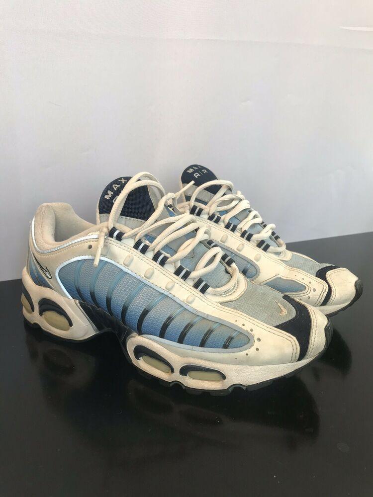 Vintage 1999 Nike Air Max Tailwind Iv 4 Sz 11 Mens Og Supreme 90s Very Rare Shoes Kicks Sneakers Nike Air Max Nike Air Nike Air Max 97