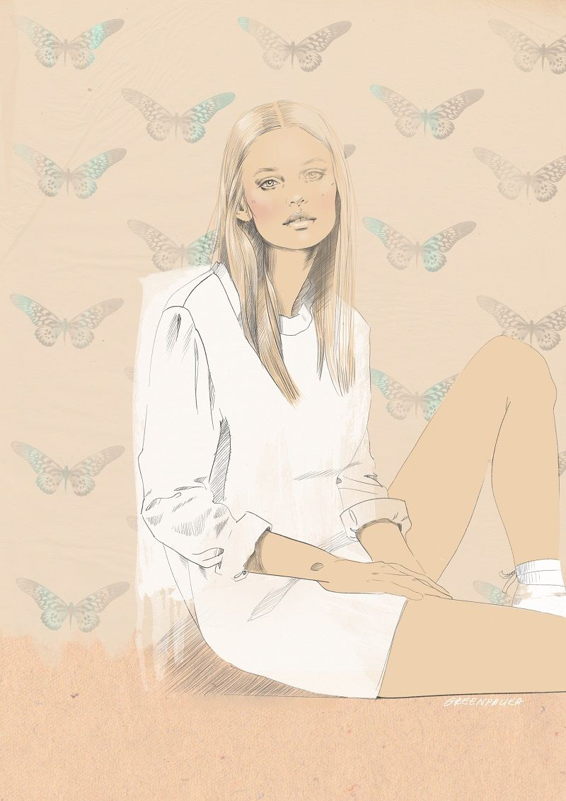 Illustration by Alina Grinpauka