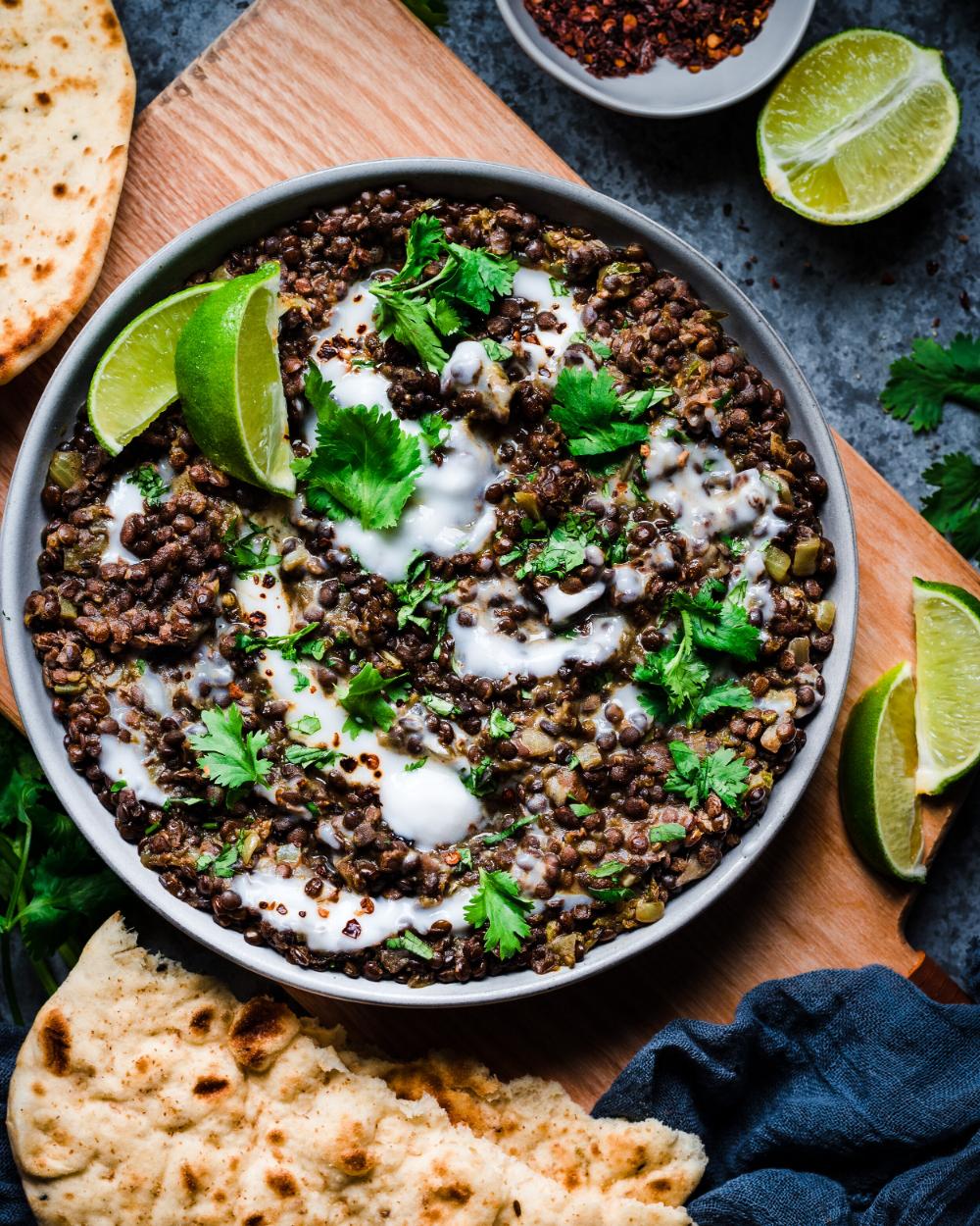 15 Easy Vegan Pantry Recipes Rainbow Plant Life In 2020 How To Cook Lentils Lentils Instant Pot Lentil Recipes