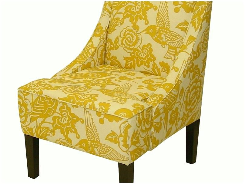 Best Gray And Yellow Accent Chair To Accentuate Your Small 400 x 300