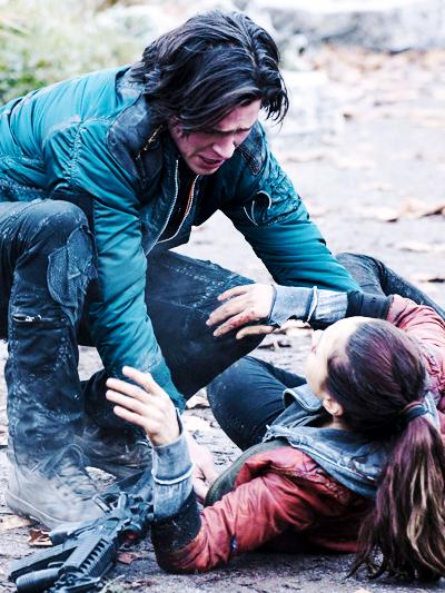 Raven and Finn