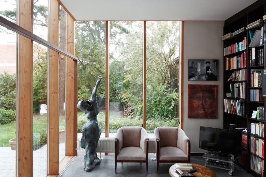 House extension - Lokeren | BLAF Architects | Pinterest | House ...