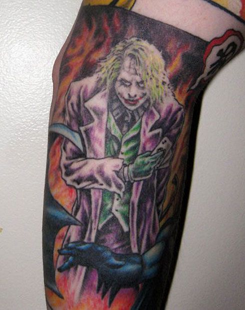 ab5dcea47 Tattoo Tuesday: DC Comics, Big Star, 'Twilight' and more reader ink ...