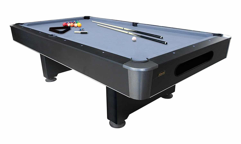 Mizerak Dakota Brs 8 Foot Billiard Table