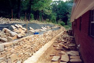 building a dry stack wall state by state gardening on types of structural walls id=44226