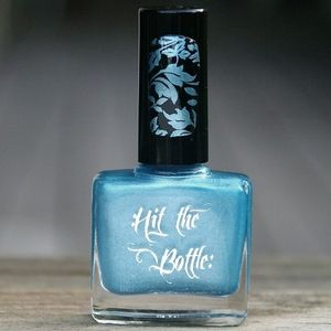 "Hit the Bottle ""Poolparty"" Stamping Polish"