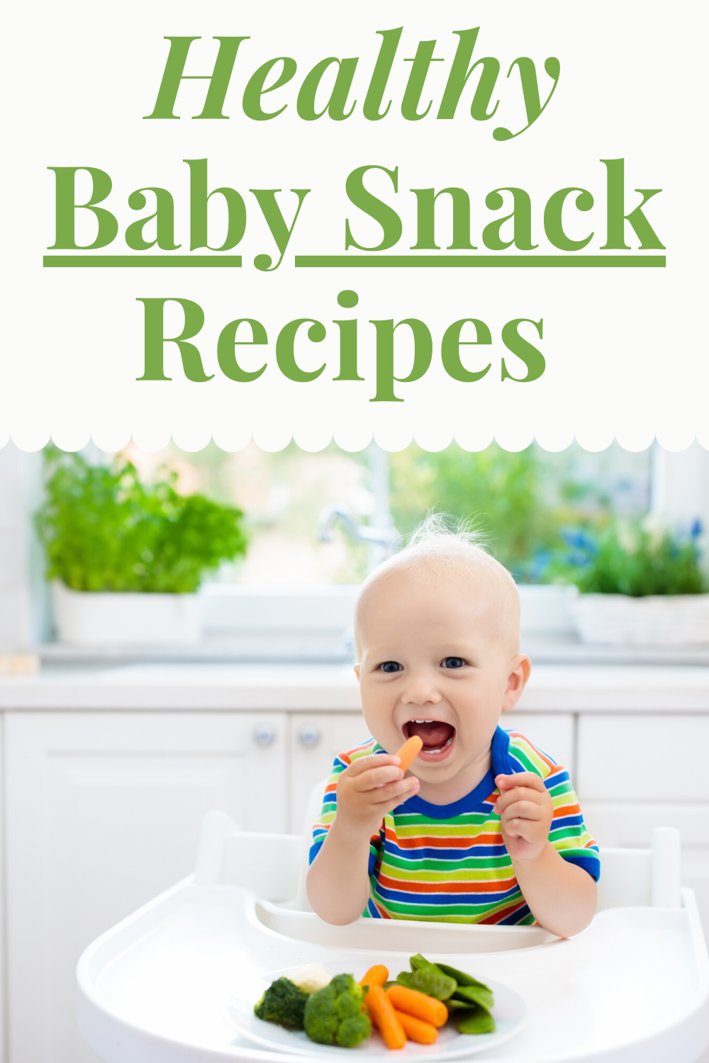 Are you at a loss of what healthy snack foods to give to your baby! Check out these 7 homemade baby snacks! Easy and healthy treats for your baby! #babyfood #babysnacks #organicfood