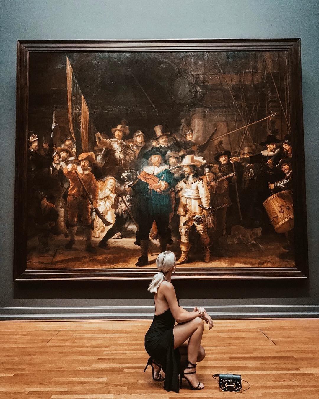 Amsterdam Rembrandt Night Watch P H O T O G R A P H Y