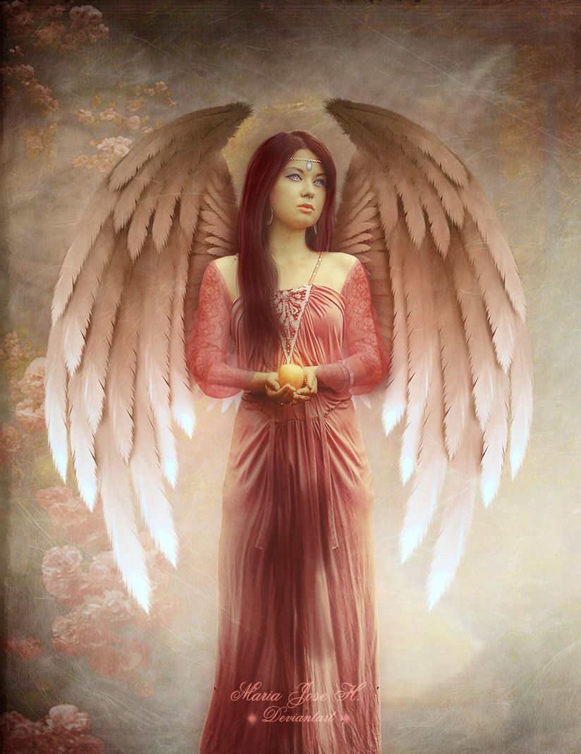 Angels Beauty Colored Faces: We Each Are Heaven On Earth. We Are All Divine Angels In