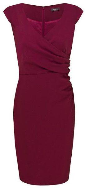 Great shape/cut. Similar to some dresses I've loved.
