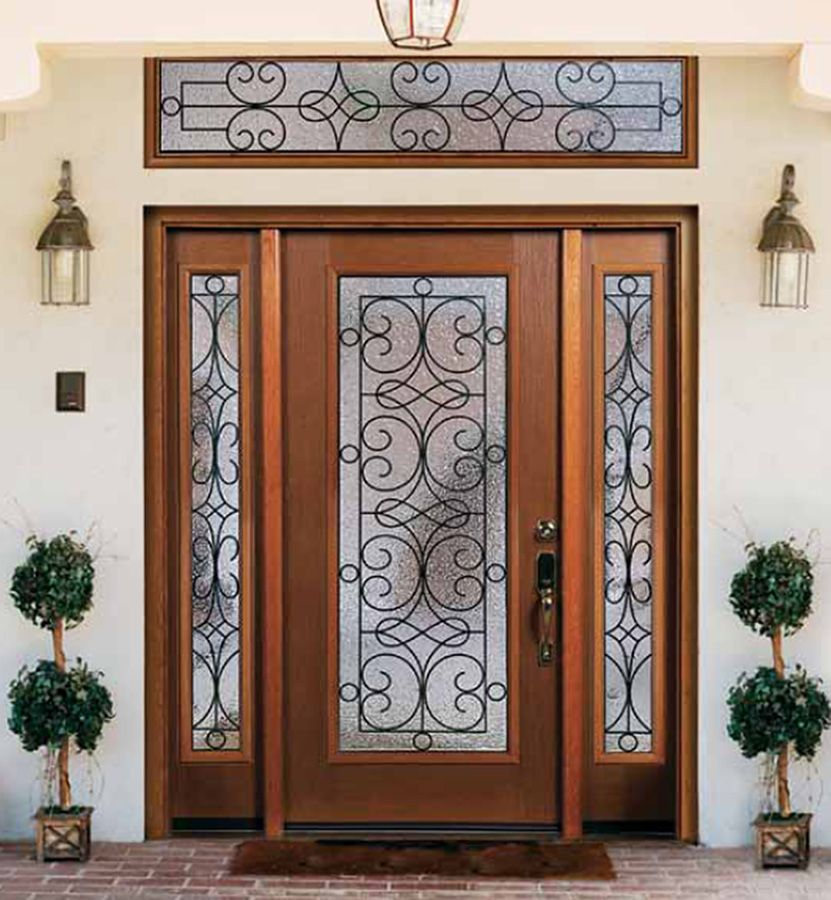 when it comes to buying a front door there are a variety of things for