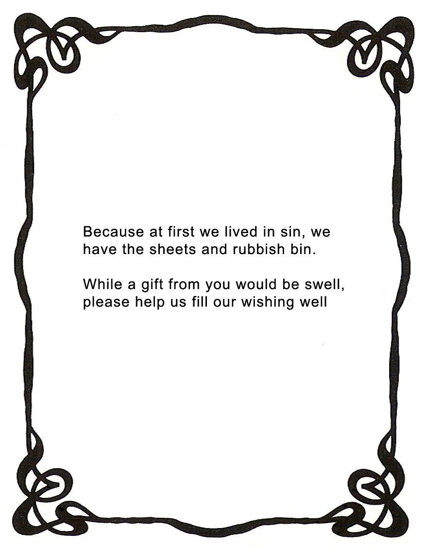 Monetary Gift Wedding Wording: Bridal-registry-wording-7