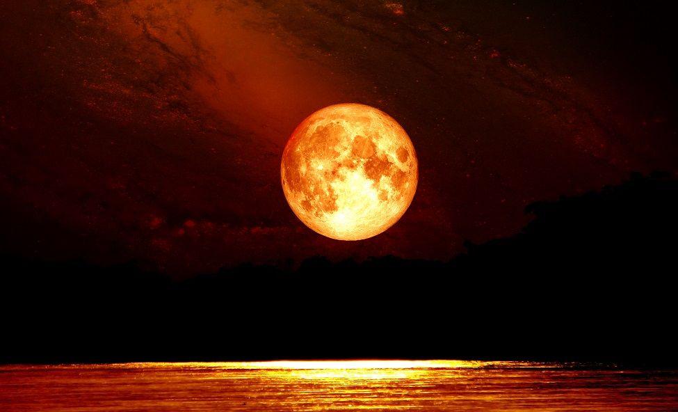 red cosmic moon year - photo #43