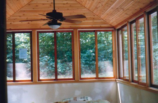 inside sunrooms. Insulate Low Ceiling In Sunroom - Google Search Inside Sunrooms N