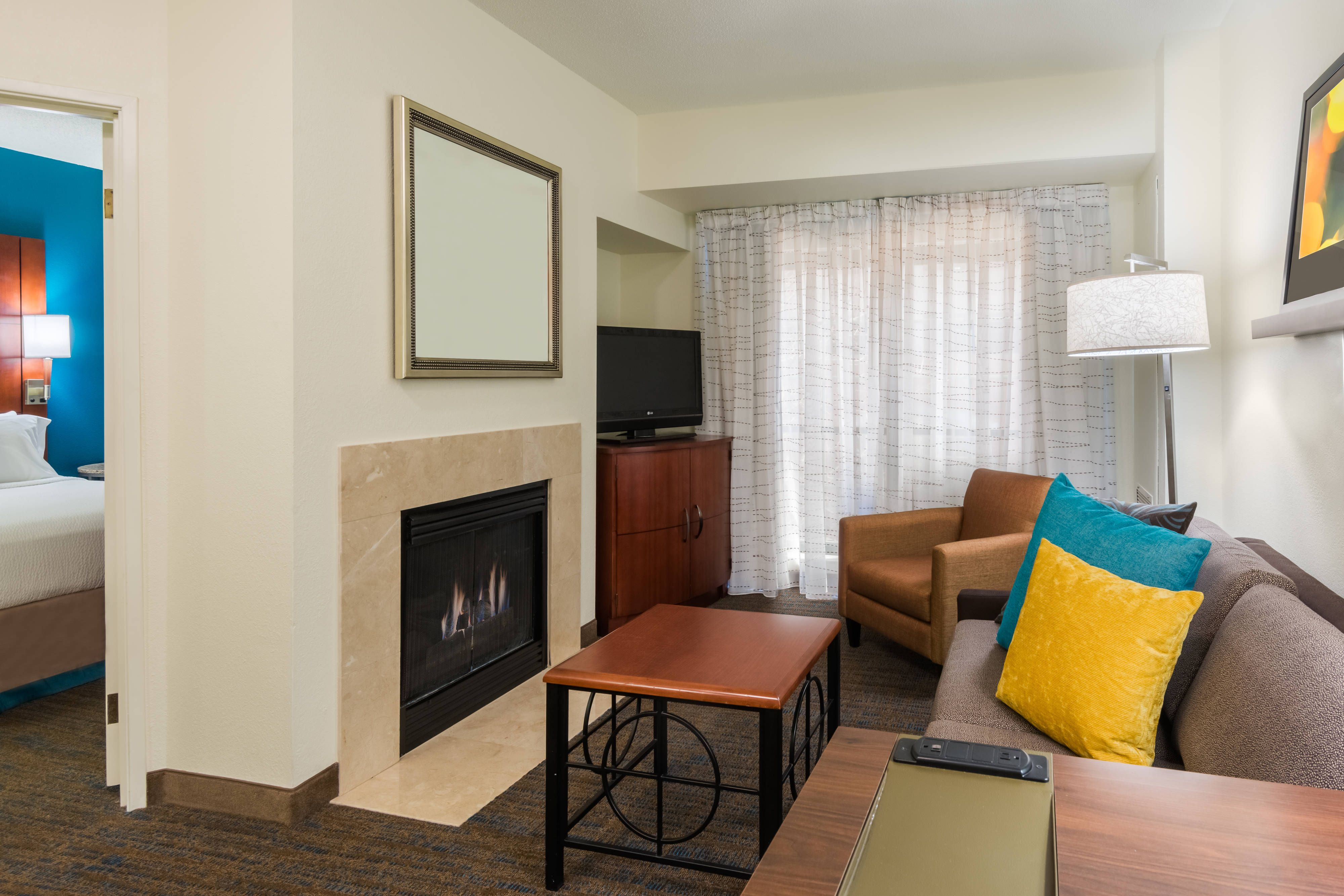 Residence Inn Chattanooga Downtown Two Bedroom Suite