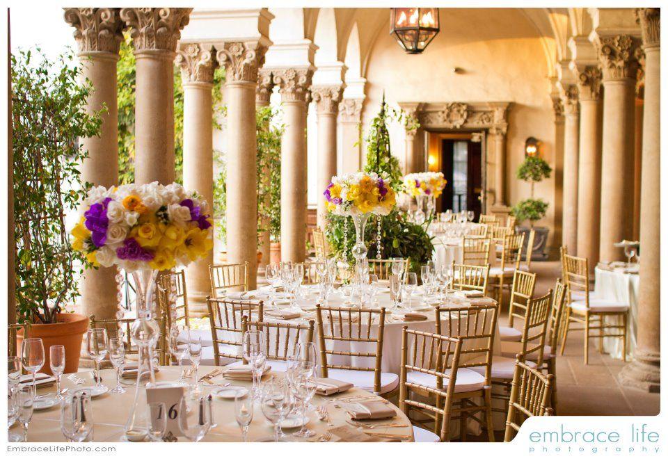 Athenaeum, Caltech, Pasadena, | Wedding Venues | Table ...