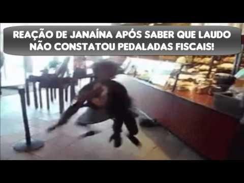 #VadeRetroSatanas - JANAÍNA PASCHOAL INCORPORA SATÃ https://youtu.be/P2GpaxEhjaY