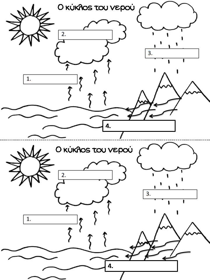 Pin By On Water Cycle