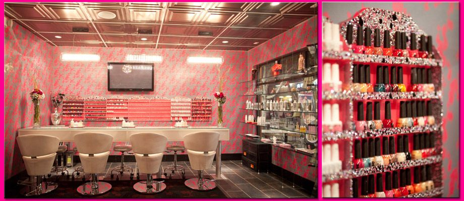 Fashion Nail Beauty Spa Elizabeth Nj: Ki Nail Bar & Organic Spa- Los Angeles, CA