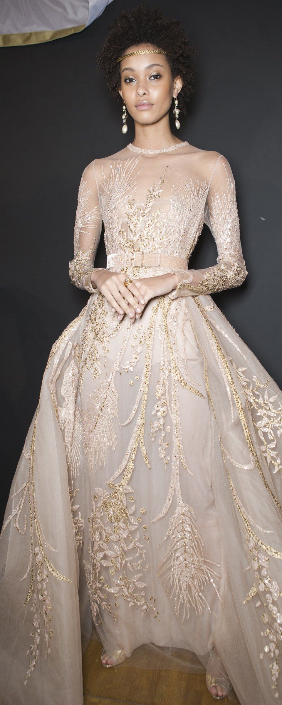 Elie saab fallwinter couture elie saab fall winter