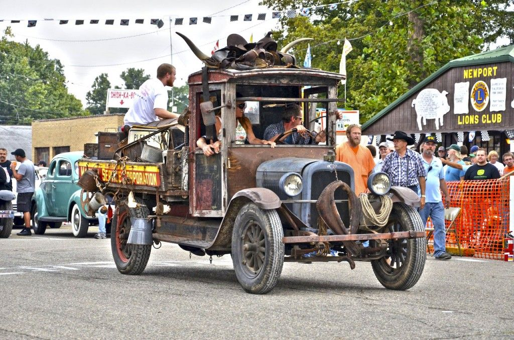 The famous Newport Hill Climb Clunker | Old Cars | Pinterest | Cars