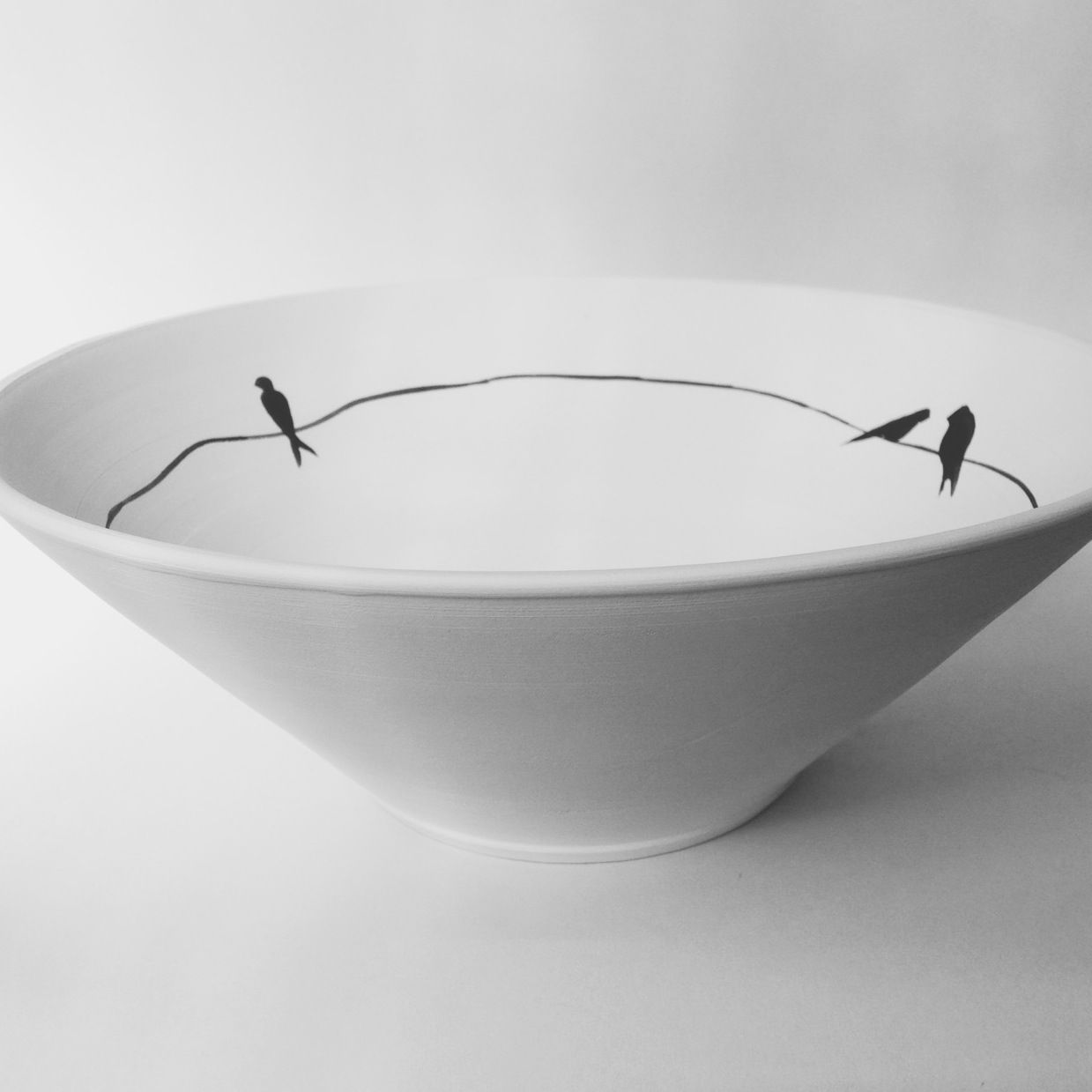 Bird on a Wire Bowls