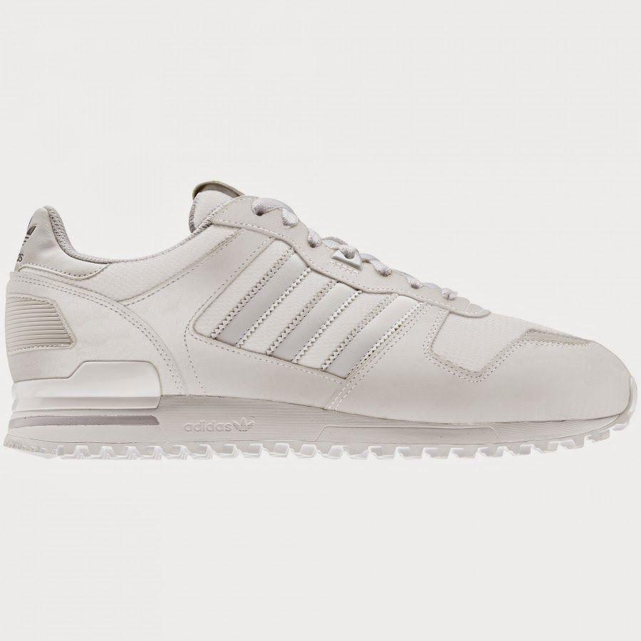 zapatillas blancas adidas de piel