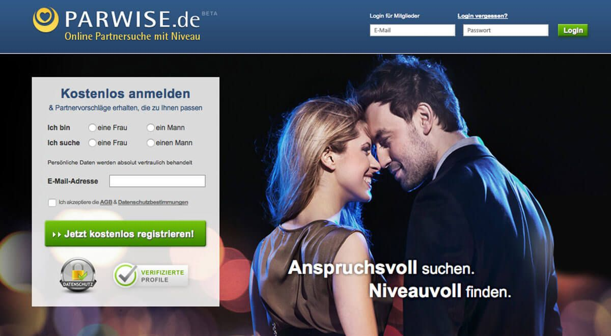 Liebe dating-website