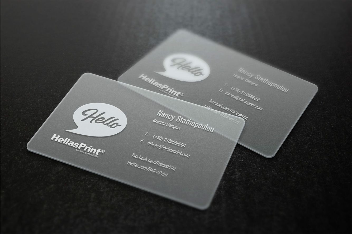 Special and smart business cards | Printing products | Pinterest ...