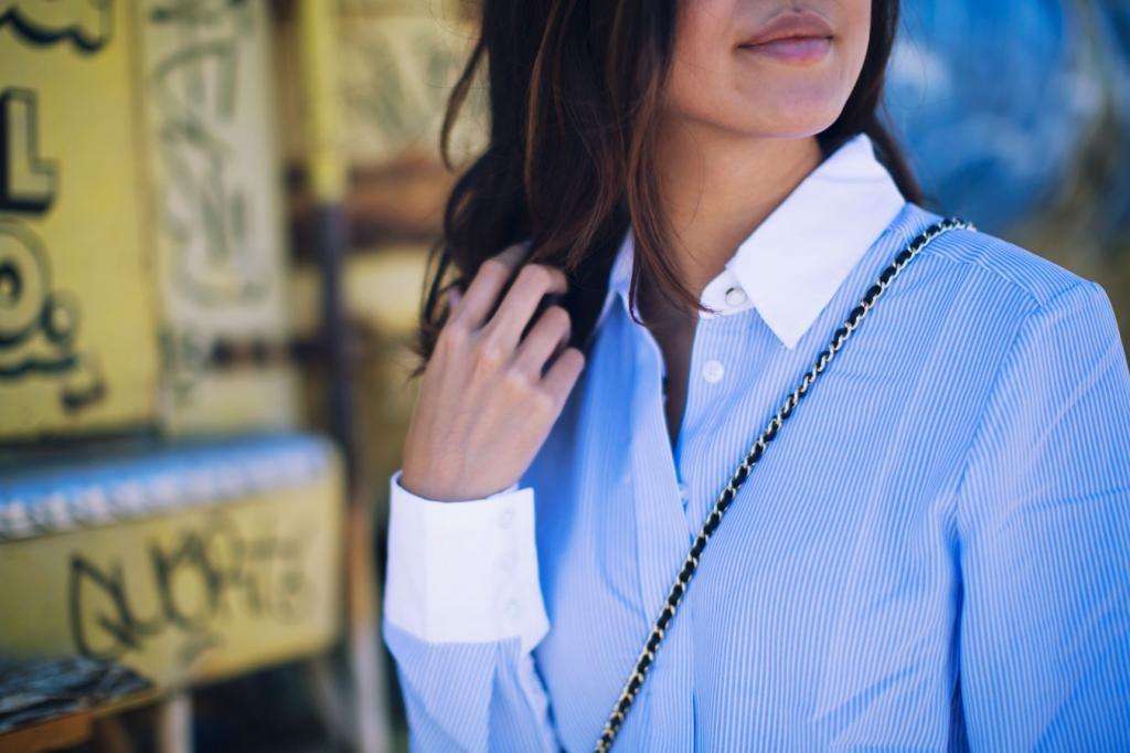 heyprettything.com: Altuzarra x Target Oxford Shirt