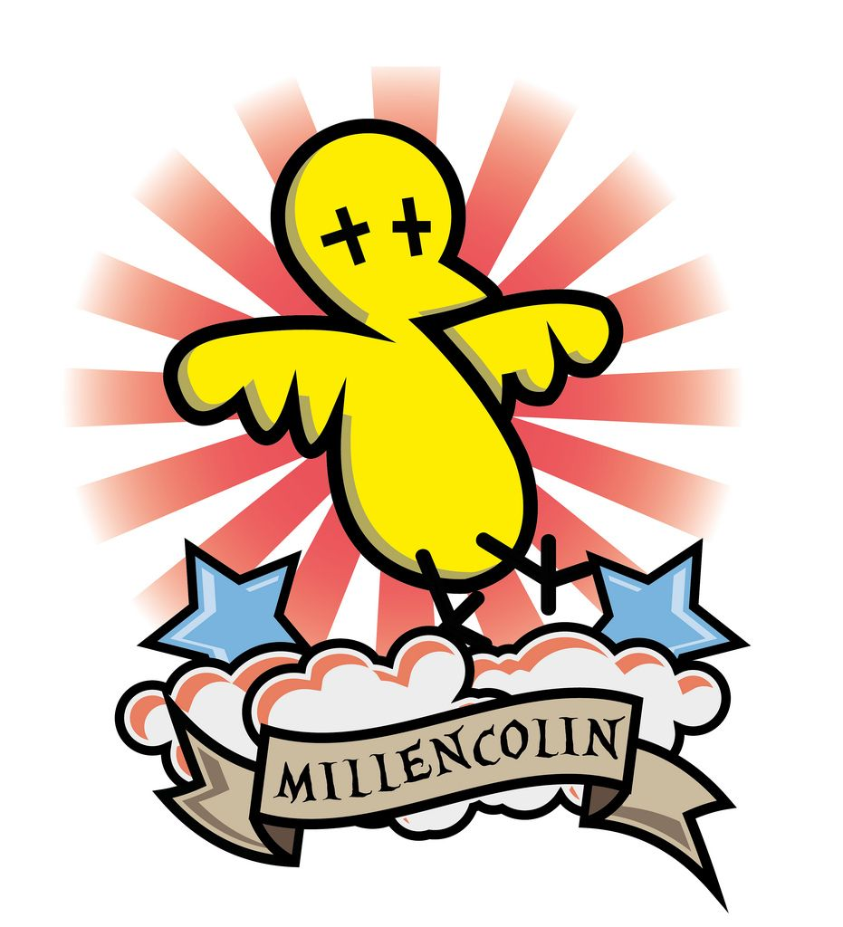 millencolin yellow bird tattoo Google Search (con